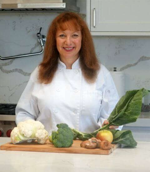 Chef Diane Addison